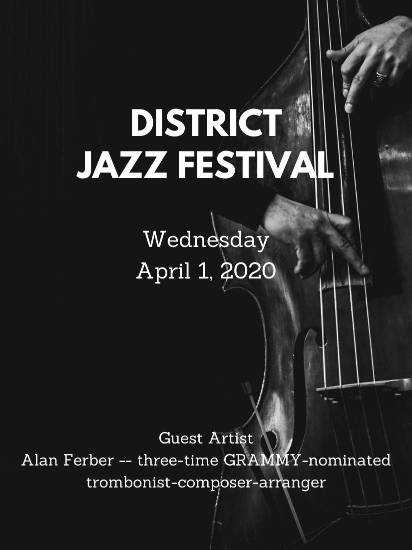 District Jazz FEstival