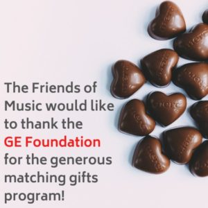 thank you ge foundation