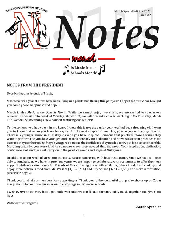 Nisky FOM Notes March 2021