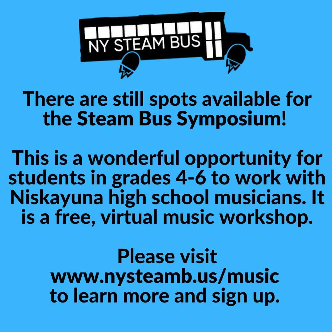 steam bus symposium