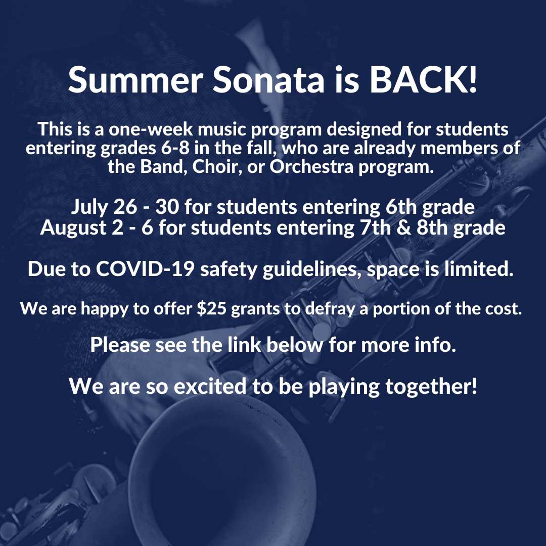 NFOM Summer Sonata 2021